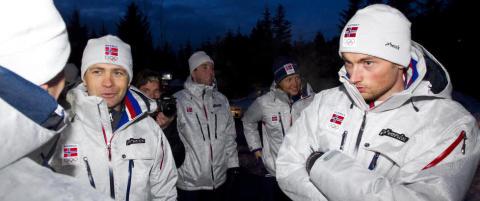 Northug og Bj�rndalens uvanlige samarbeid i Russland endte i fiasko