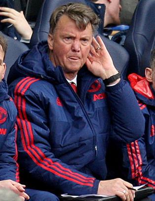 United-sjefen langet ut etter stortapet: - Patetisk � sp�rre om det