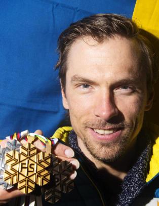 Den svenske femmilskongen gj�r comeback p� landslaget
