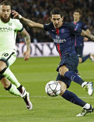 Di Maria angriper United f�r Manchester-retur: - De lot meg ikke finne meg til rette