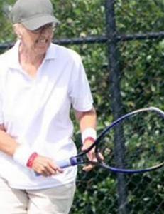 Gail (69) tok sin f�rste seier etter 35 strake tap. Det skaper reaksjoner: - Det er flaut