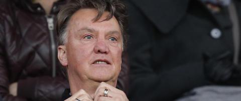 Van Gaal om Uniteds n�kkelkamp: - Det er den siste sjansen