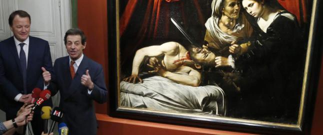 Mesterverket om sex og halshugging var forsvunnet i 400 �r. S� begynte det � regne i Toulouse