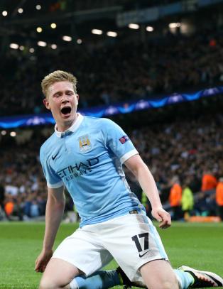 Historisk City-seier da Silva m�tte spise i seg Zlatan-kommentaren