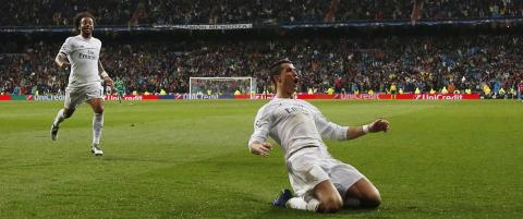 N� m� du passe deg, Messi - Ronaldo har bestemt seg for at han vil ha igjen Gullballen