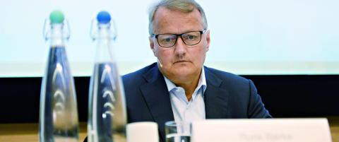 N�ringsministeren er ikke forn�yd med svarene fra DNB