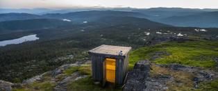 Norske doer hylles som noen av de mest vidunderlige i hele verden