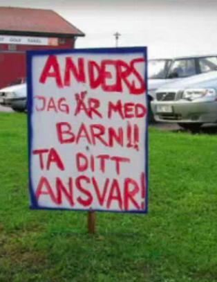 Sju �r gammelt svensk skiltmysterium l�st