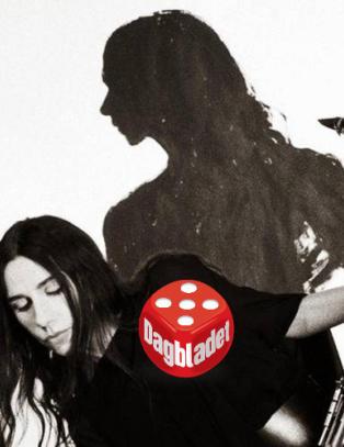 Anmeldelse: Tungt og mektig fra sinna PJ Harvey