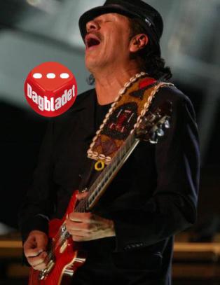 Anmeldelse: Santana klarer ikke � gjenskape gammel magi