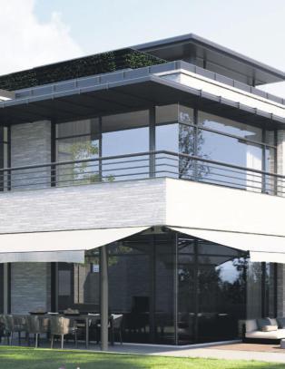 Selger leiligheter for 56 millioner kroner stykket