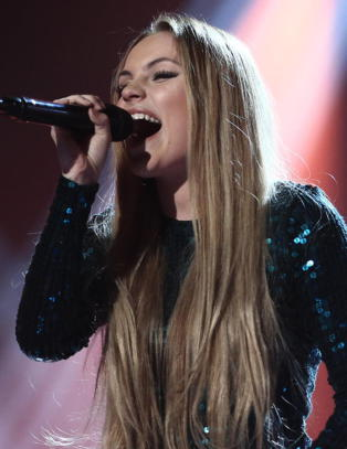 Torine (16) ute av �Idol�