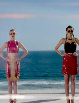Supermodell-skrekkfilmen ble laget fordi den danske regissøren er «dominert av kvinner»