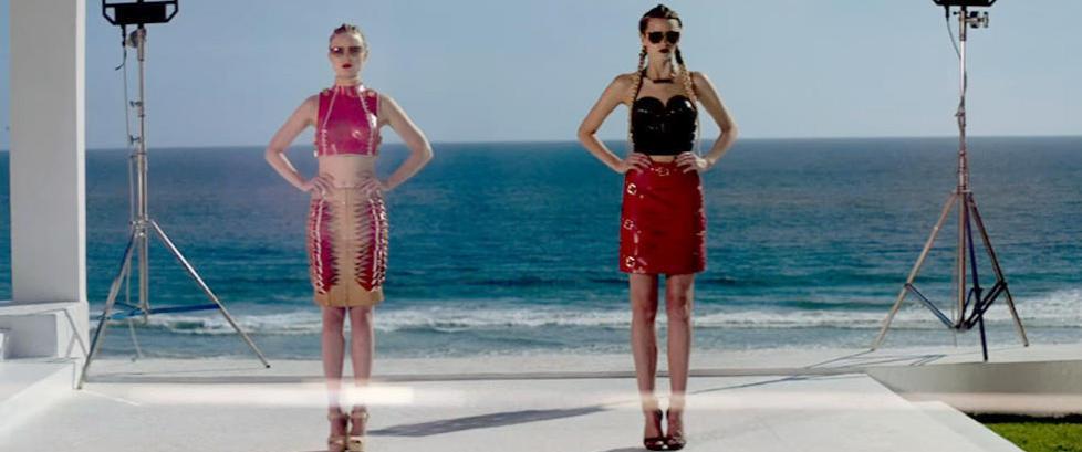 Supermodell-skrekkfilmen ble laget fordi den danske regiss�ren er �dominert av kvinner�