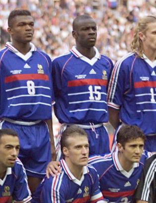 Stjerna med sjokkutspill om VM i 1998: - Var dette bare en bl�ff?