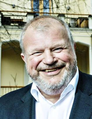 Snakker ut: Derfor l�y han for hele Norge