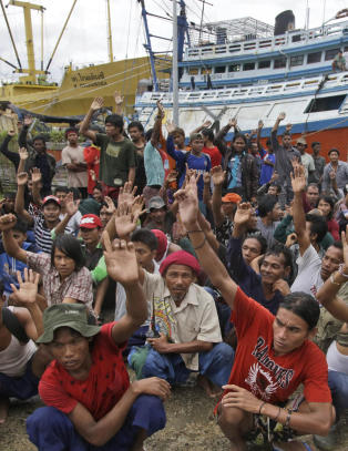 Vant Pulitzer-pris for � ha avdekt slaveri i fiskeriindustrien i Asia