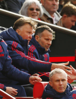 Mulig generalpr�ve p� FA-cupfinalen n�r Manchester United m�ter Crystal Palace, onsdag