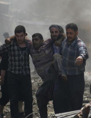 Fredssamtalene om Syria har brutt sammen