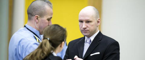 Dommen i saken om Breiviks soningsforhold faller onsdag