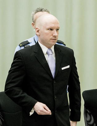 Breivik f�r delvis medhold av retten