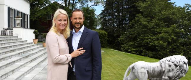 Kronprins Haakon solgte eiendommer for 12 millioner på Skaugum