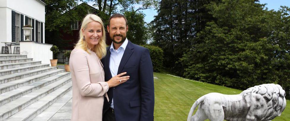 Kronprins Haakon solgte eiendommer for 12 millioner p� Skaugum