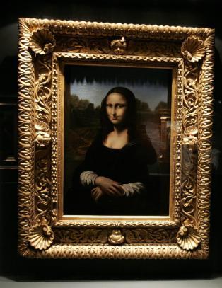 Forsker: - Mona Lisa er b�de dame og mann