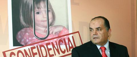 Politisjef vil ha erstatning av foreldrene til forsvunne Madeleine McCann (3)