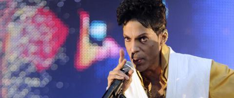 Prince er d�d