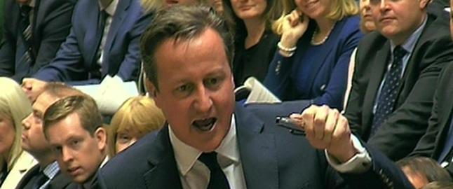 �yriket Storbritannia er p� nippet til � seile inn i det ukjente