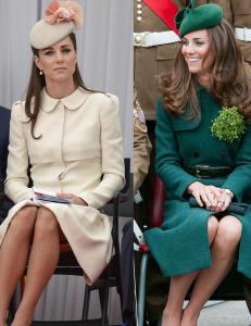 Derfor sitter Kate slik