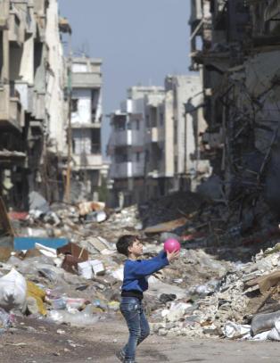 Kan vi forhindre krigens grusomheter ved � planlegge byer bedre og gi dem en mer gjennomtenkt arkitektur?