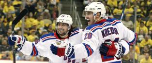 Zucca og NHL-stjernene kan nektes spill i OL i 2018