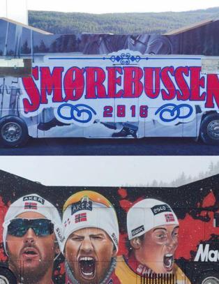 Skiforbundet om �Sm�rebussen 2016�: - Ikke sponsor