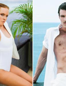 �Paradise Hotel�-par avsl�rer: - Ja, vi er kj�rester