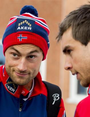 Syrlig Petter Northug om vrakingen av broren: - Da fungerer systemet