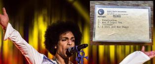 - Hvis det ikke er noen klare indikasjoner p� at Prince selv ville utgi dette materialet, s� skal man tr� veldig varsomt