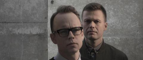 �Ukjent� norsk duo fortsetter � klatre p� hitlistene i USA