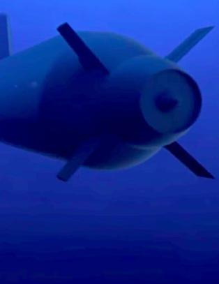 Superv�penet kan bevege seg n�rmest lydl�st 350 meter under havoverflaten 80 dager i strekk