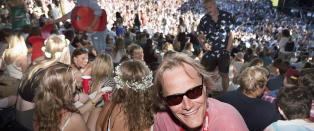 Norwegian Wood-festivalen reddet - i siste �yeblikk