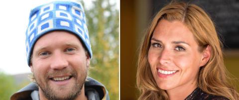 Stig Kjos og Isabella Martinsen blir foreldre: -  Det er litt s�nn uvirkelig