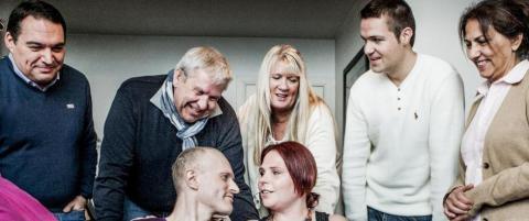 Arne (47) har 15 000 hjelpere p� Facebook som �nsker � redde livet hans