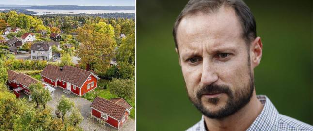 Hoffansatte jobbet p� kronprinsens private eiendom f�r salget i fjor