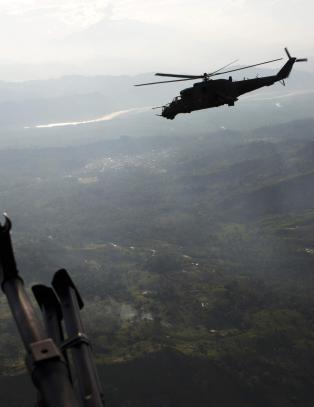 Kokainprisene i landet har stupt etter at milit�ret fikk lov til � skyte ned �narkofly�