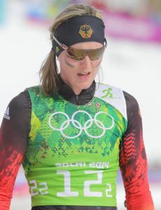 Denise Herrmann blir skiskytter