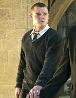 �Harry Potter�-stjerna har blitt sl�sskjempe