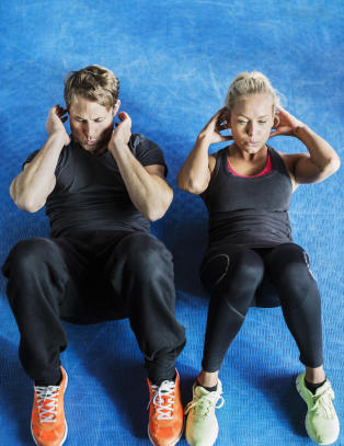 Hvilken treningsform forbrenner mest fett?