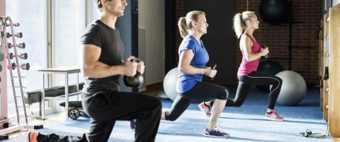Hvor lenge m� trenings�kta vare for at fettforbrenningen skal begynne?