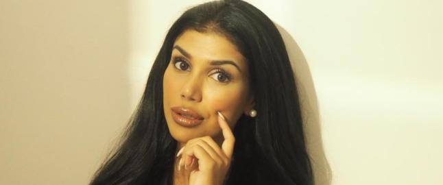 Isabel (22) f�r kritikk for � blogge om kosmetiske inngrep: - Det er feil � lyve